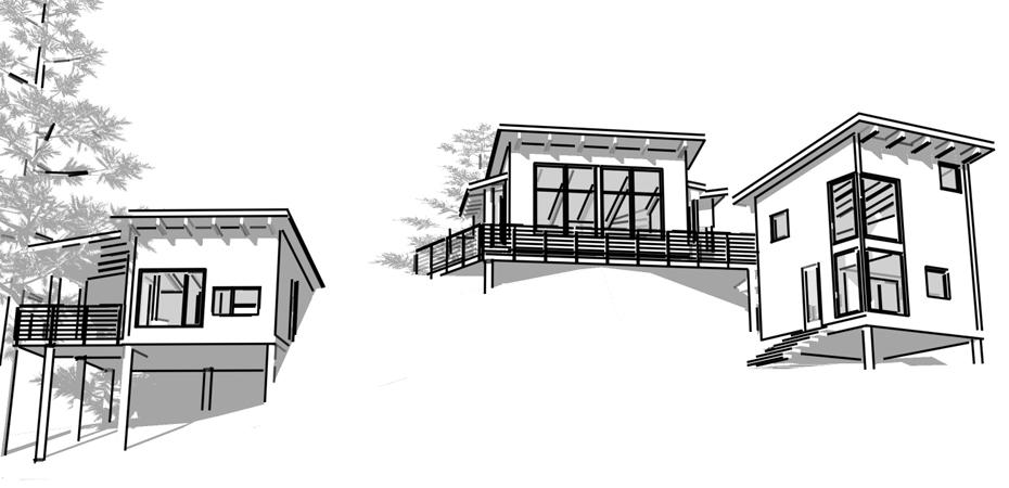 3 cabins 3